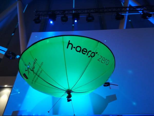h-aero® ZERO Hybrid- airplane