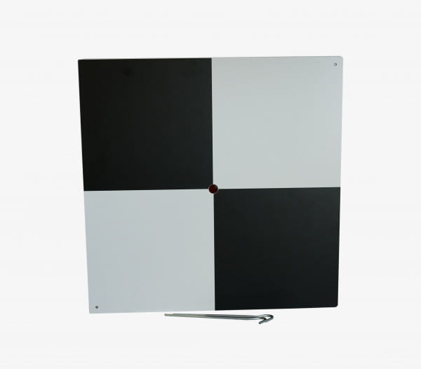 Luftbildplatten UAV Vermessung 400mm x 400mm