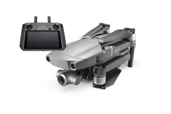 DJI Mavic 2 Zoom mit DJI Smart-Fernsteuerung