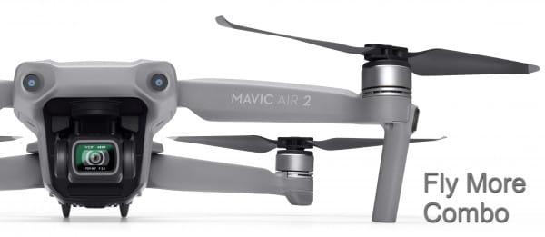 DJI Mavic Air 2 - Fly More Combo