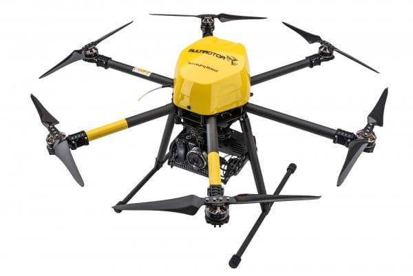 MULTIROTOR Surveying-Robot Easy Reference (PPK) - Österreich Paket
