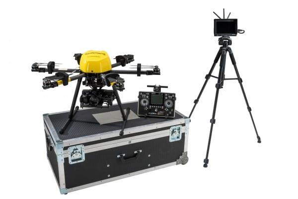 MULTIROTOR Surveying-Robot/ Österreich Ausführung
